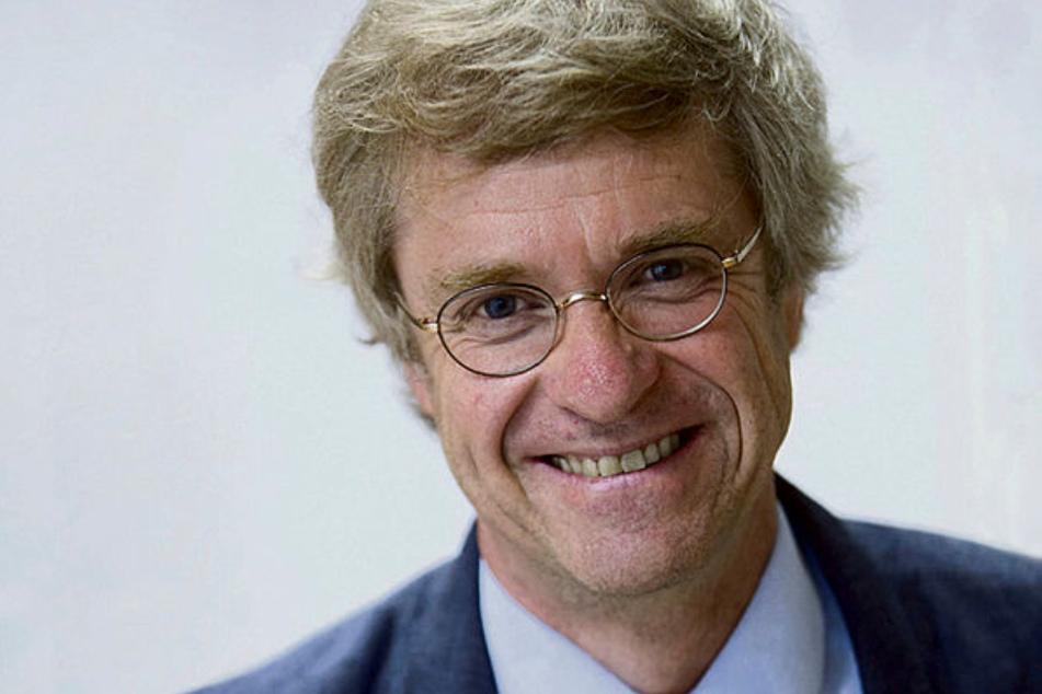 Leitet die Studie: Prof. Wieland Kiess (62) von der Universität Leipzig.