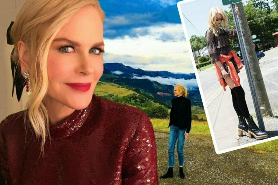 Nicole Kidman opens up about her biggest insecurity as a teen: her height
