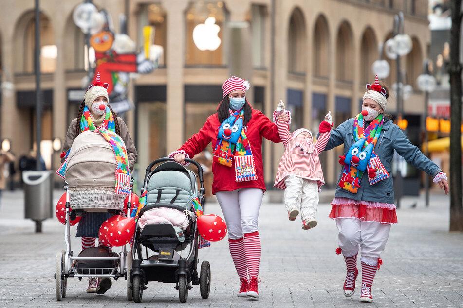 Die Vorfreude auf Karneval in Köln ist bereits groß. (Archivfoto)