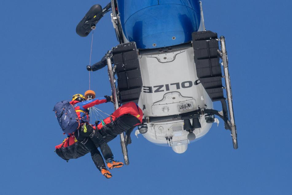 Tödliche Bergtour: Wanderer stürzt 50 Meter in Tiefe