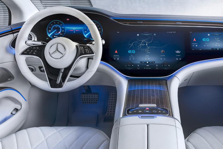 """Daimler will mit Elektro-S-Klasse im """"Kampf der Welten"""" bestehen"""