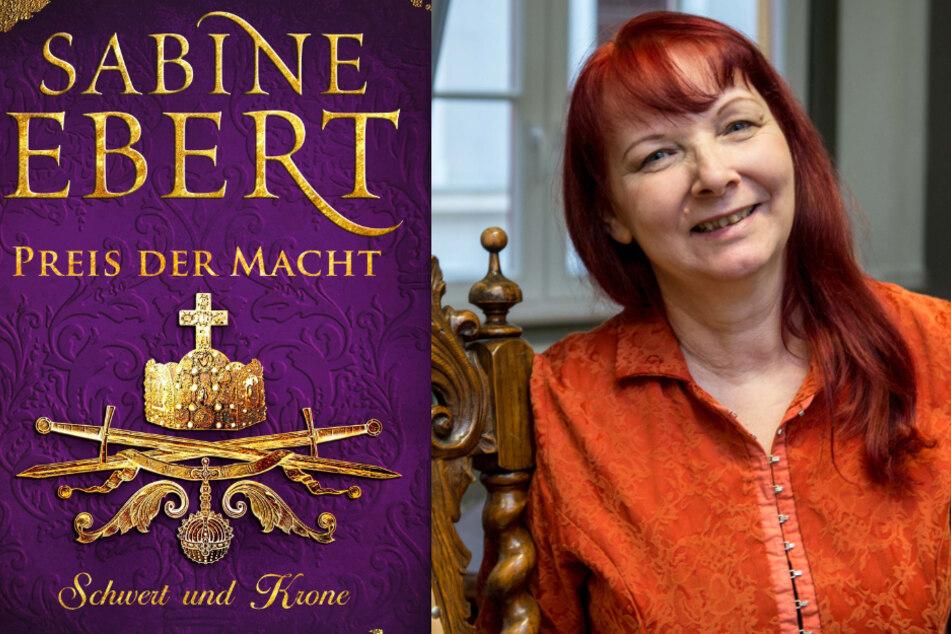 """Roman-Endspurt bei Sabine Ebert: Wann kommt der letzte Band von """"Schwert und Krone""""?"""