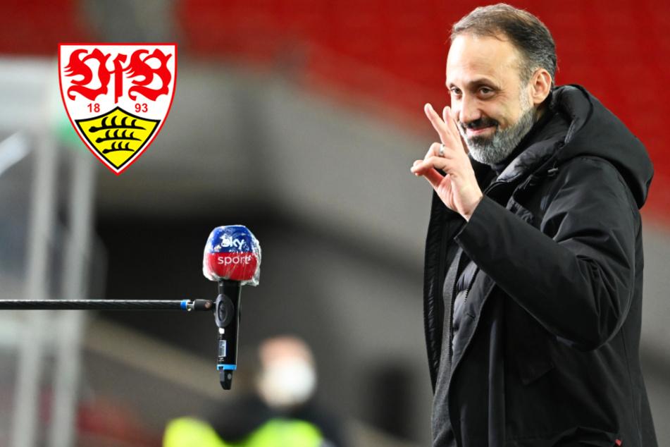 VfB-Coach Matarazzo winkt offenbar Vertragsverlängerung