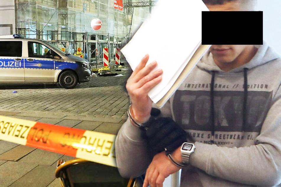 Dresdner Messer-Mörder Abdullah landet vor dem Bundesgerichtshof: Haftbefehl erlassen!
