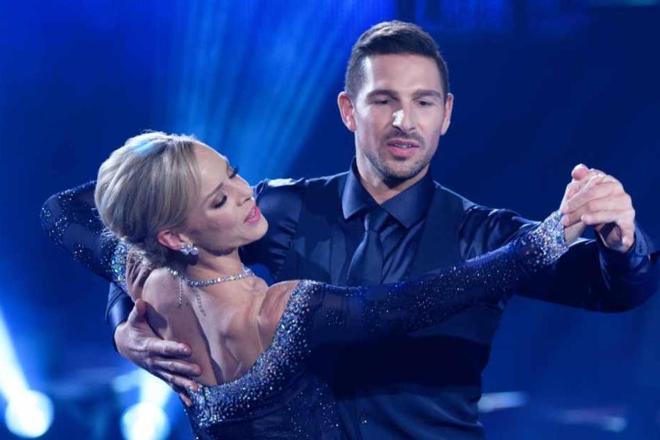 """2019 nahm Benjamin Piwko gemeinsam mit Isabel Edvardsson an der RTL-Sendung """"Let's Dance"""" teil."""