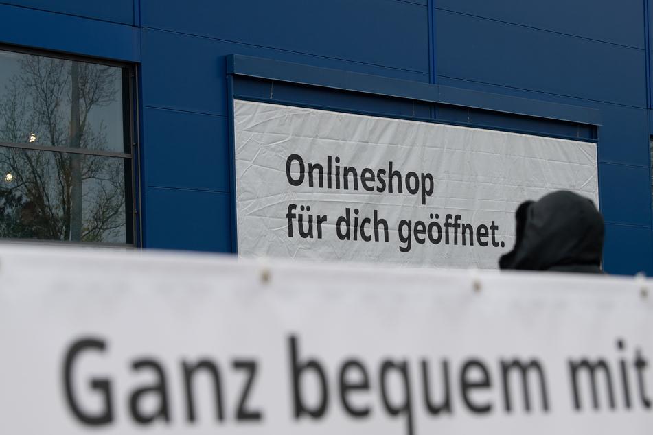"""Sachsen möchte ab Montag - wie in anderen Ländern schon seit längerem praktiziert - den Bestell- und Abholservice """"Click & Collect"""" für den Einzelhandel ermöglichen."""