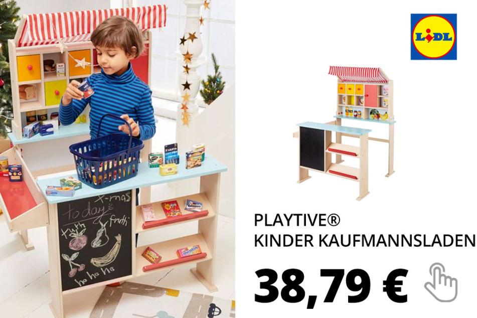 PLAYTIVE® Kinder Kaufmannsladen