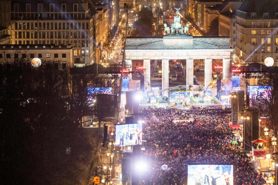 Trotz Corona: Silvesterparty am Brandenburger Tor geplant