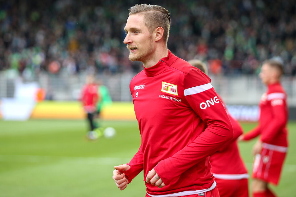 1. FC Union Berlin: quickly to see Sebastian Polter once more?