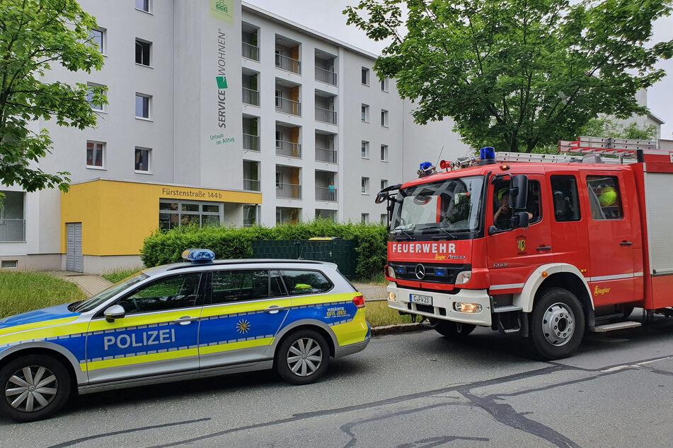 Am Mittwochabend hat es in einer Küche in einem Mehrfamilienhaus auf dem Sonnenberg gebrannt. Ein Mann (76) kam ins Krankenhaus.