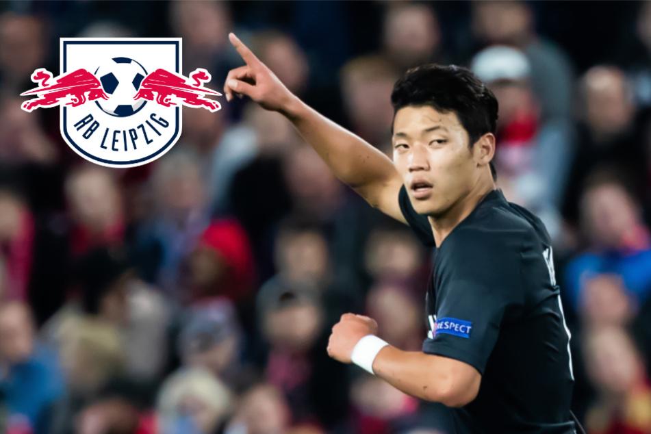 RB Leipzig: Stürmer Hwang muss Militärdienst in Südkorea ableisten