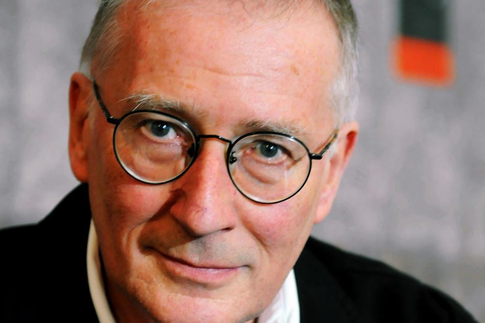 Filmemacher Hans-Dieter Grabe (83) wächst in Dresden auf.