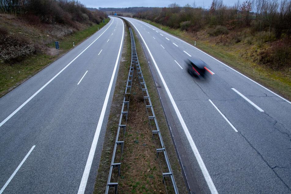 Unter Drogeneinfluss: Verfolgungsjagd über mehrere Autobahnen