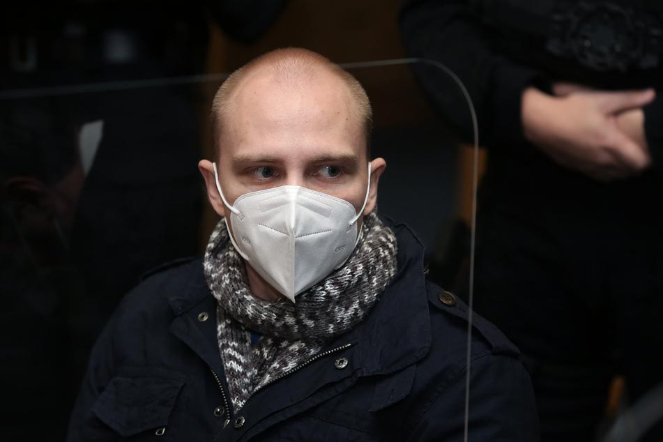 Der Angeklagte Stephan Balliet (28) hat die Taten gestanden.