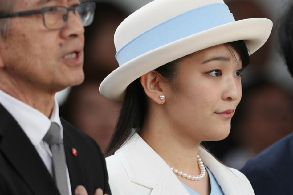 Seit Jahren verlobt: Warum heiratet Japans Prinzessin nicht?