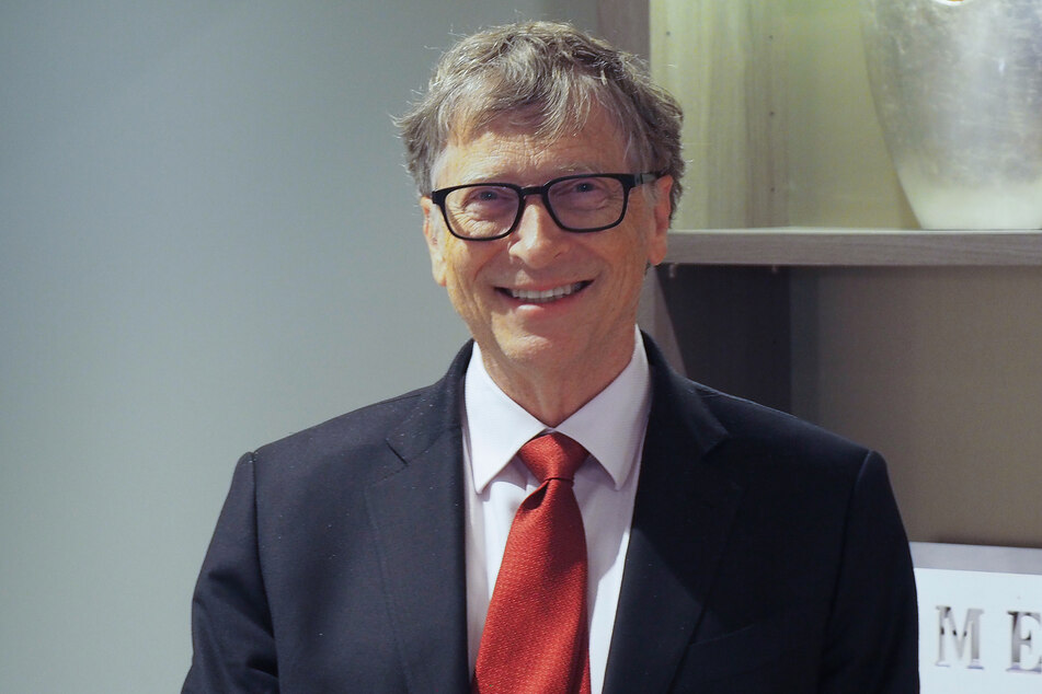 Bill Gates wird am 28. Oktober 65 Jahre alt.