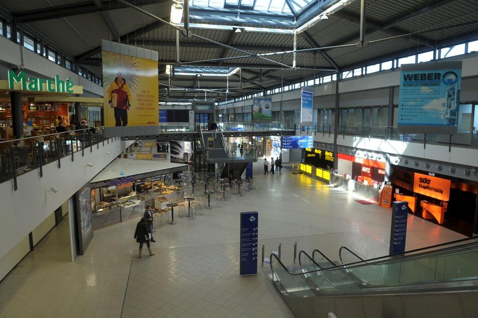 Der Flughafen Leipzig/Halle soll finanzielle Unterstützung erhalten. (Archivbild)