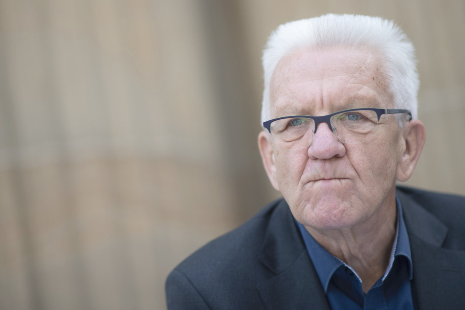 Winfried Kretschmann schmiedet keine Pläne für die Pension
