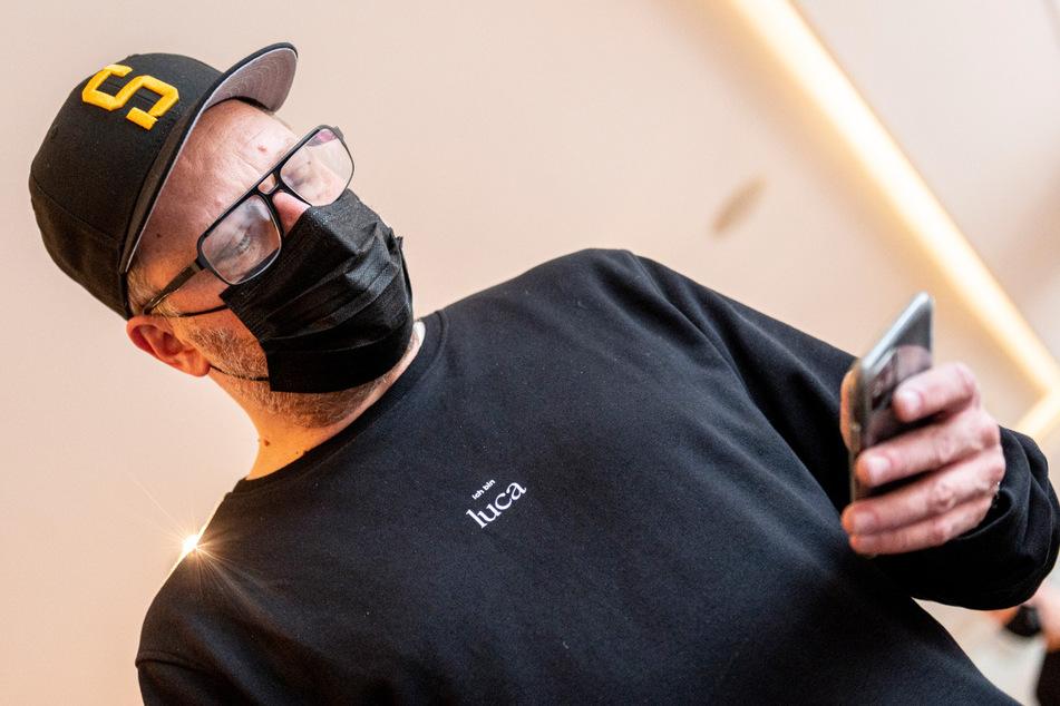 Rapper Smudo (53) von den Fantastischen Vier.