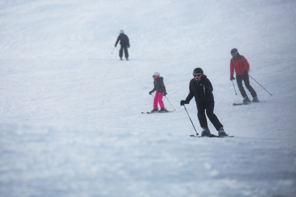 Am Feldberg ist nach Sonntag Schluss mit Skifahren.