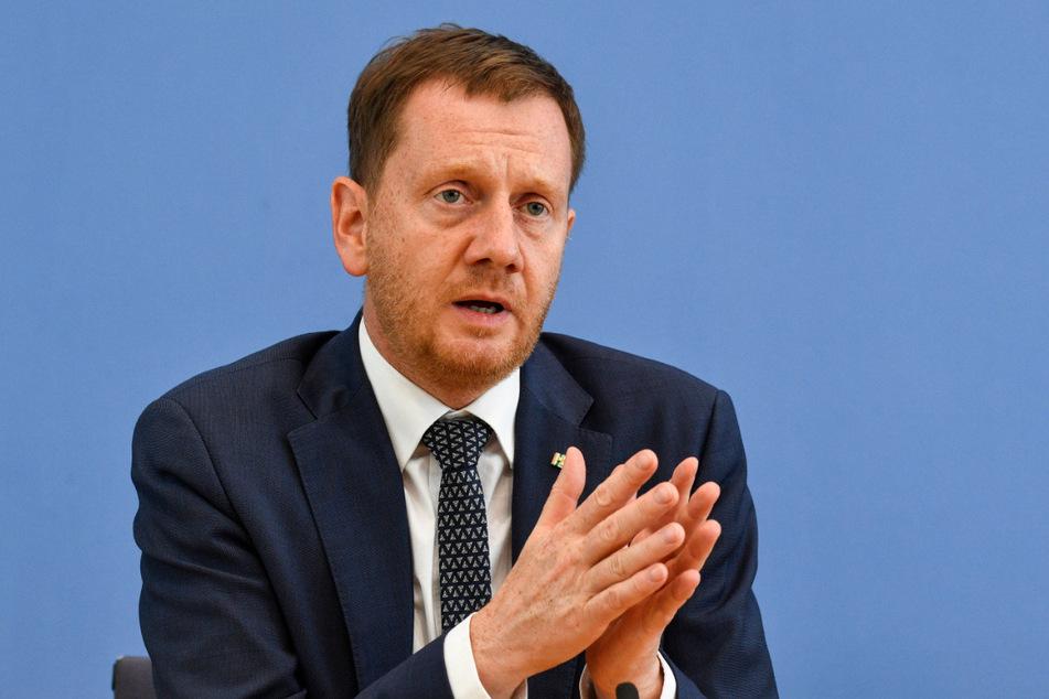 Sachsens Ministerpräsident Michael Kretschmer (45, CDU) will die Grenzen offen halten.