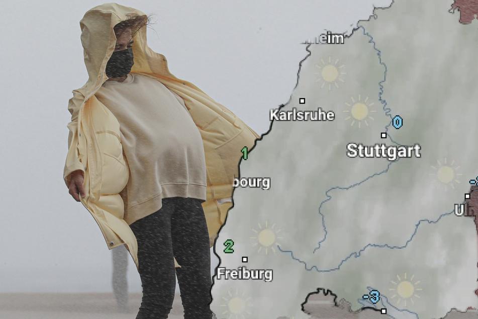 Regen, Wind und Böen: So ungemütlich wird das Wetter