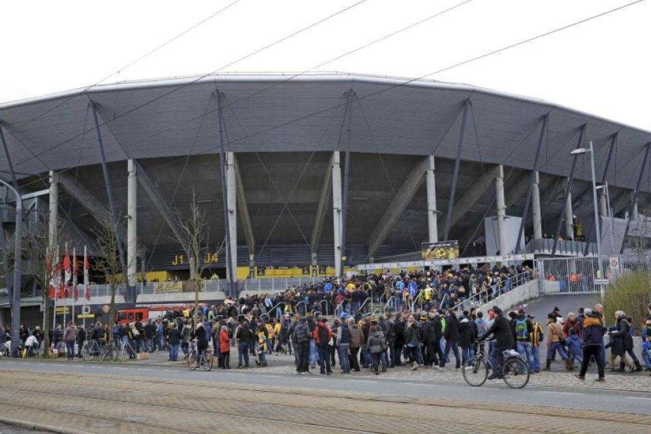 Dresden will Dynamo-Stadion zurückkaufen!