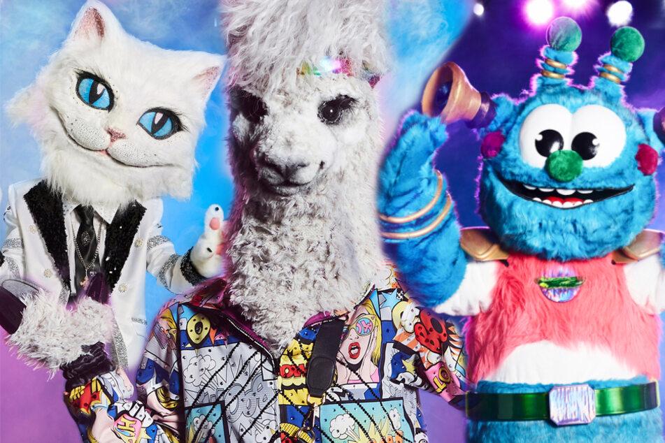 Masked Singer Staffel Drei! Welche Promis stecken unter diesen Kostümen?