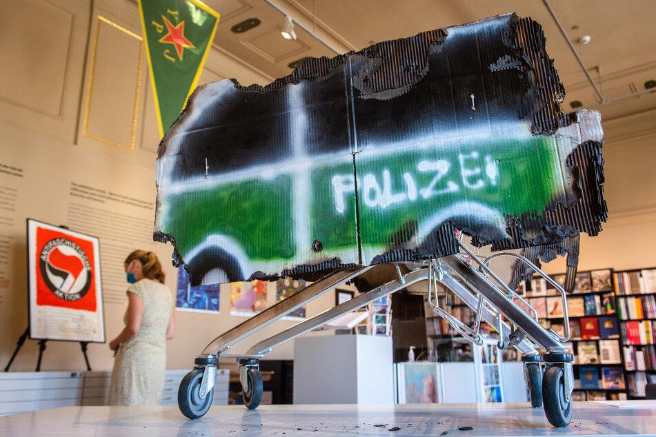 Chemnitz: Umstrittene Antifa-Auktion bei Ebay