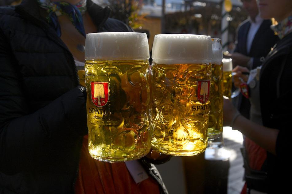 Ohne Volksfeste fehlt den Bierbrauern ein riesiger Absatzmarkt.