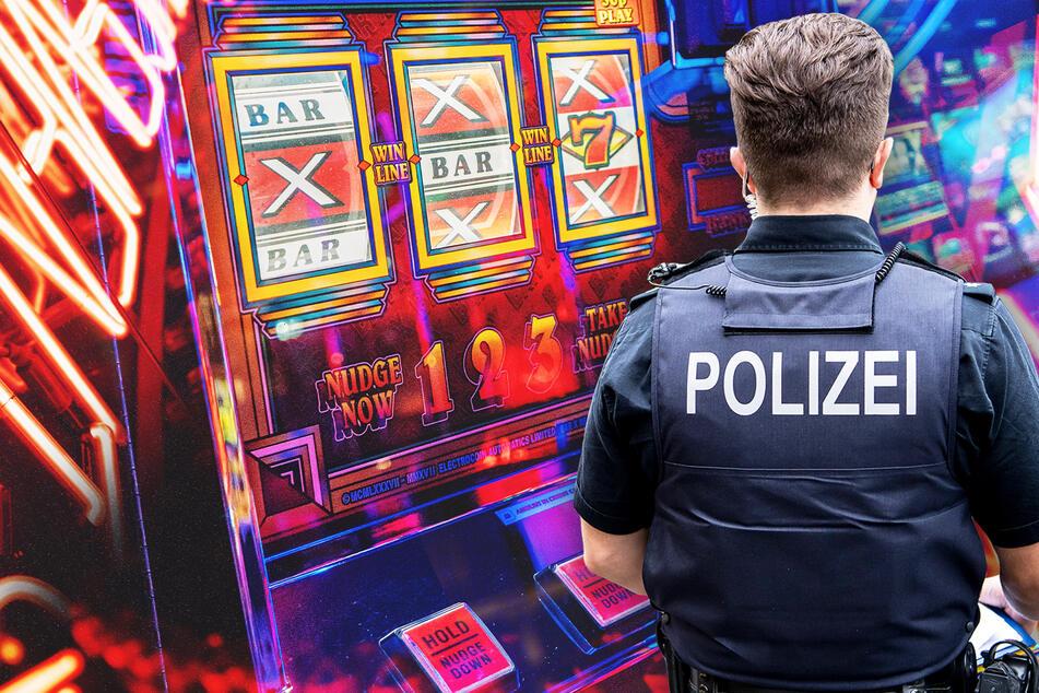 Dresden: Polizei deckt illegales Casino auf: Eine Frau muss direkt ins Gefängnis