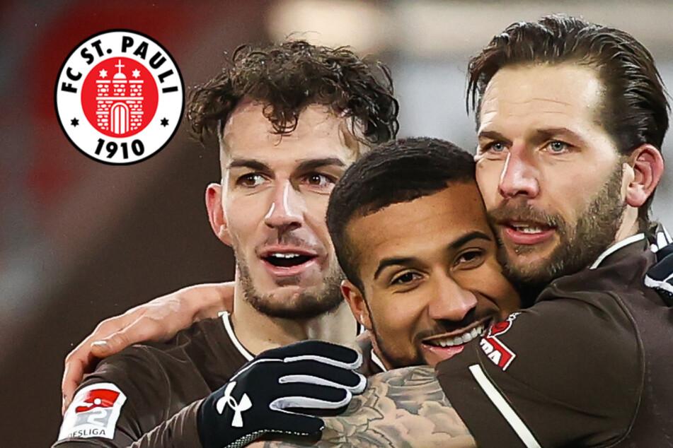 """""""Macht aktuell viel Spaß"""": FC St. Pauli bestätigt mit Dreier den positiven Trend"""