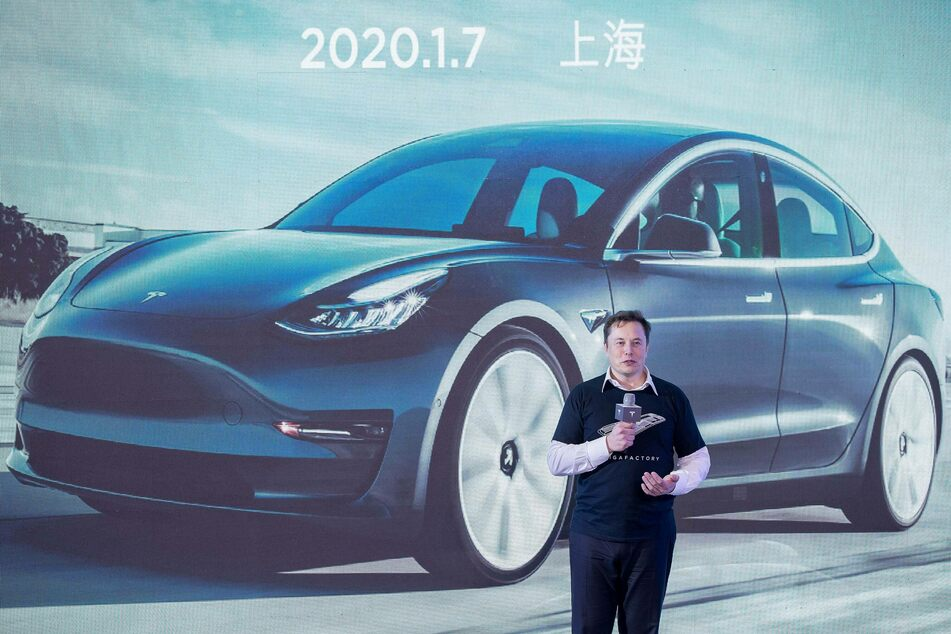 Elon Musk says Tesla cars will not be used to spy on China