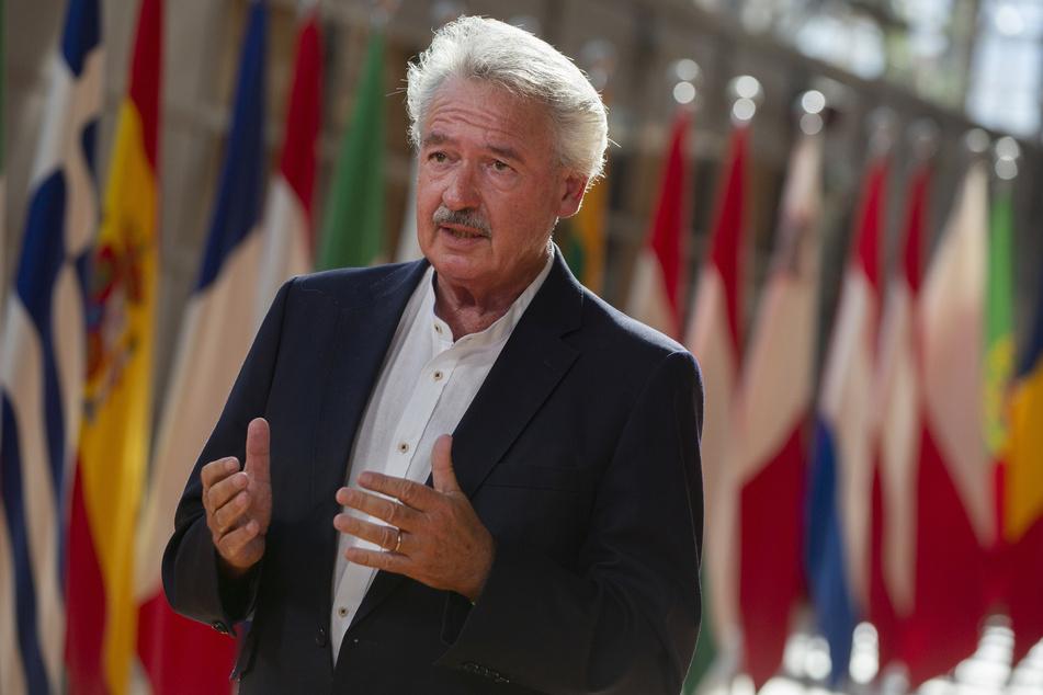Jean Asselborn, EU-Außenminister von Luxemburg.