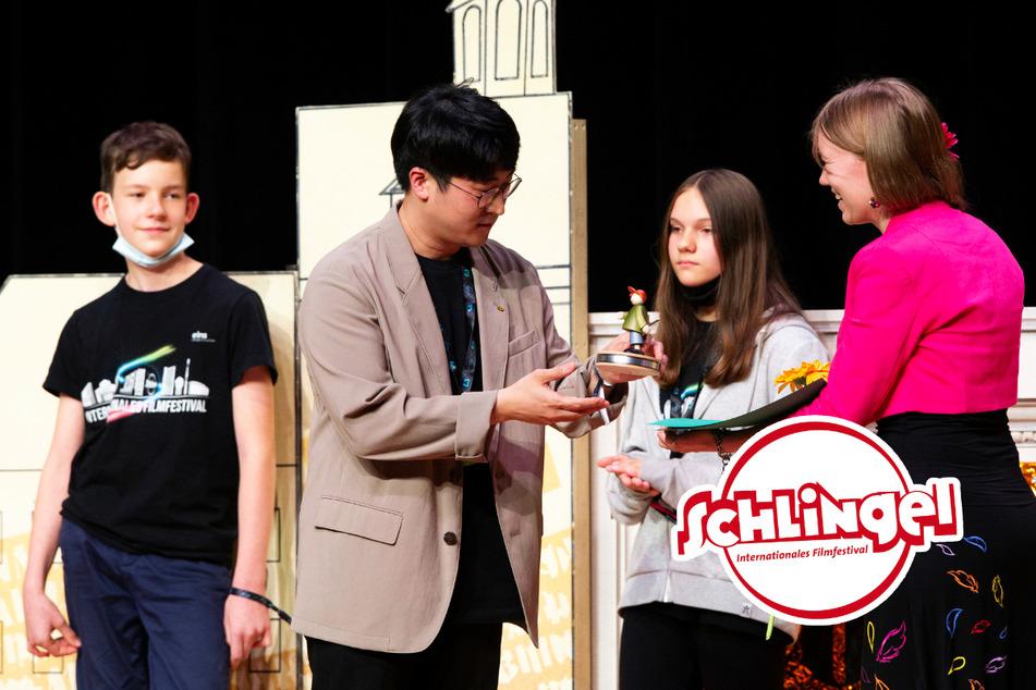 Chemnitz: Das Chemnitzer Filmfestival Schlingel endet mit großer Preisverleihung
