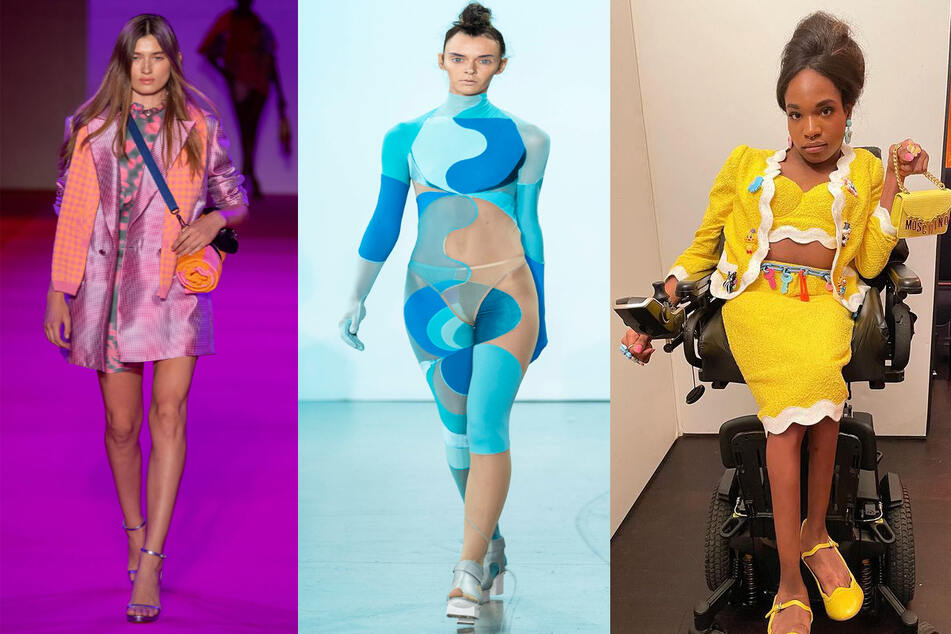 New York Fashion Week struts back with outdoor runways, Gigi Hadid, and a history-making model