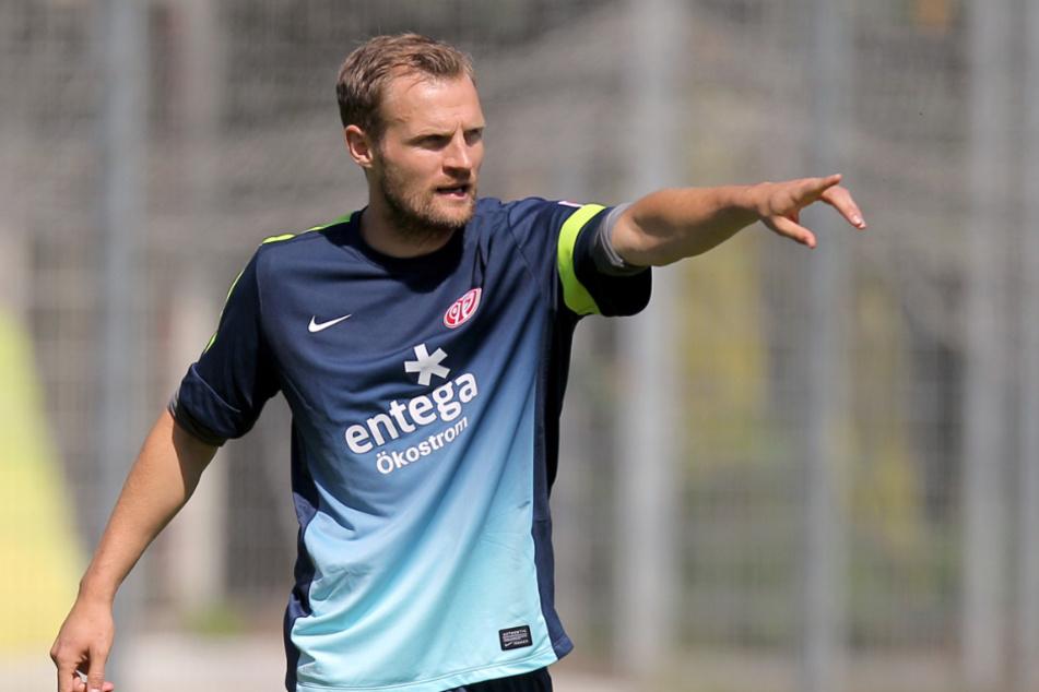 Bo Svensson (41) war 2014/15 bereits Co-Trainer in Mainz und leitete unter anderem das Auftakttraining.