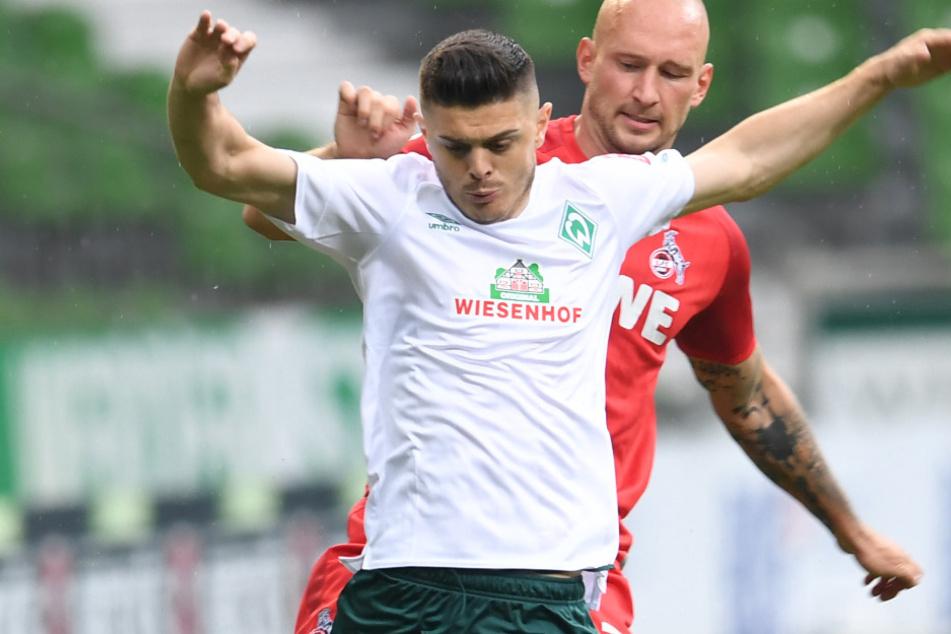 Noch keine Einigung: Die Verpflichtung von Milot Rashica zieht sich für RB Leipzig weiterhin in die Länge.