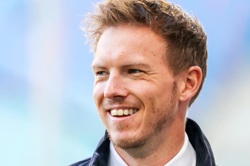 Die Bosse des FC Bayern München wünschen ihrem künftigen Trainer Julian Nagelsmann (33) den Triumph im DFB-Pokal mit RB Leipzig.