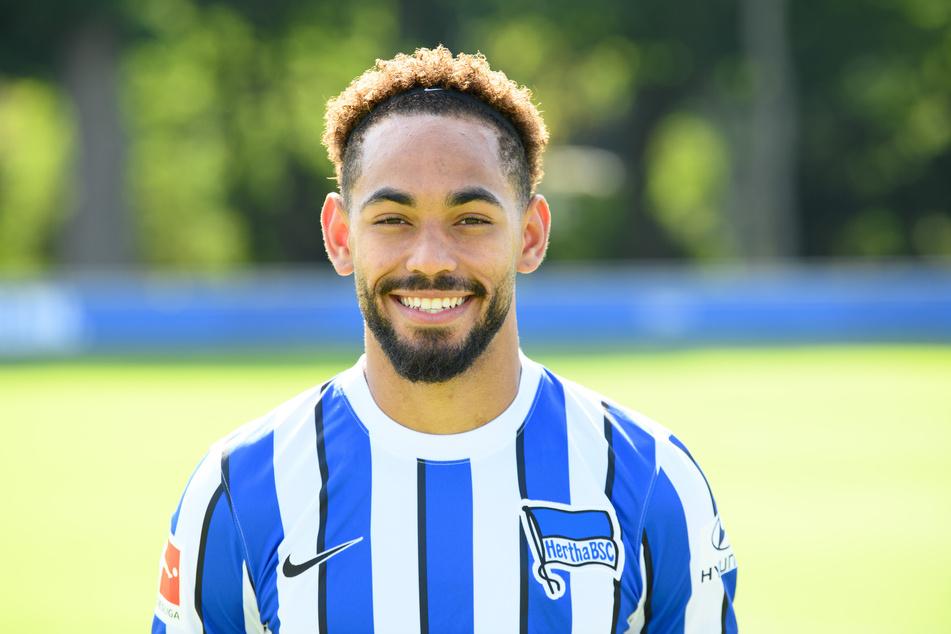 Matheus Cunha (21) soll Hertha noch nicht verlassen.