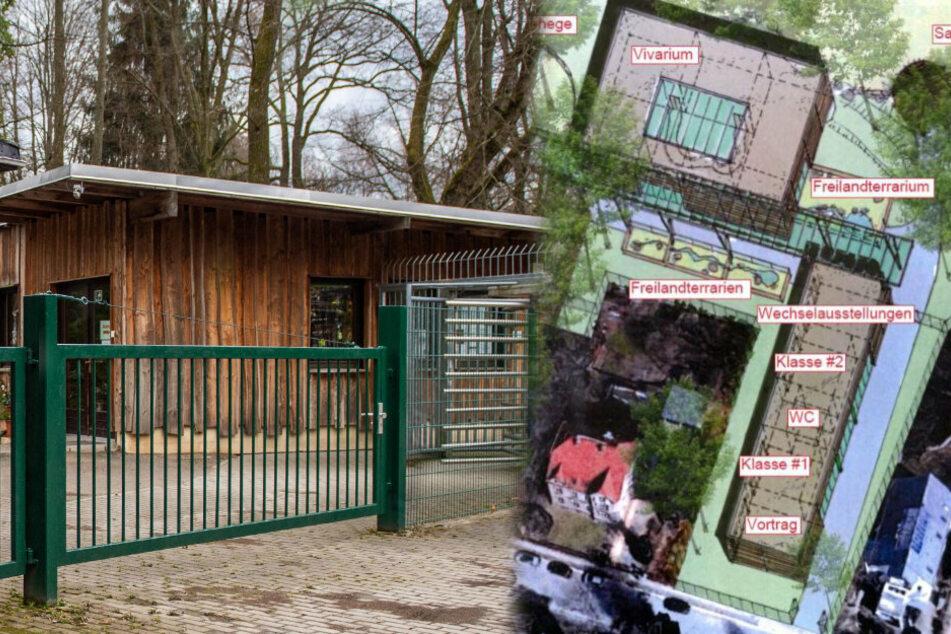"""So geht es mit dem """"Masterplan"""" für den Tierpark voran"""