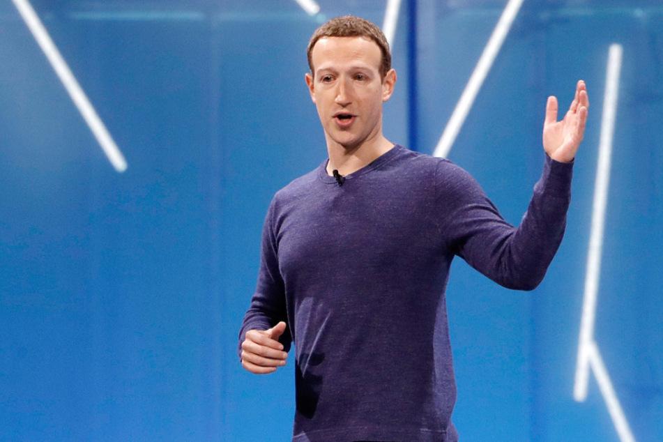 Facebook rund um Mark Zuckerberg (35) plant eine Multimillionen-Hilfe.