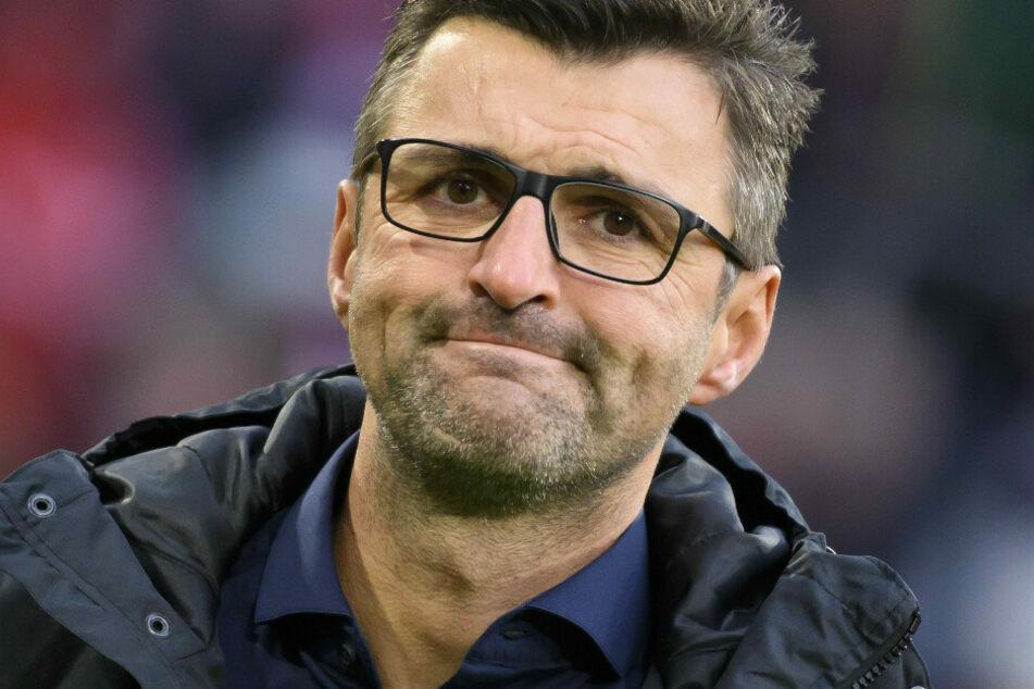 Mit viel Glück bleibt das Team von Michael Köllner ungeschlagen. (Archiv)