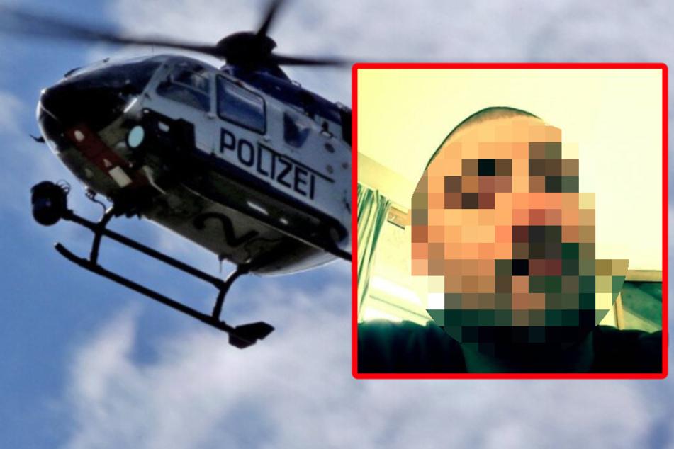 Die Polizei suchte den 32-jährige Andreas P. aus Bad Tölz.
