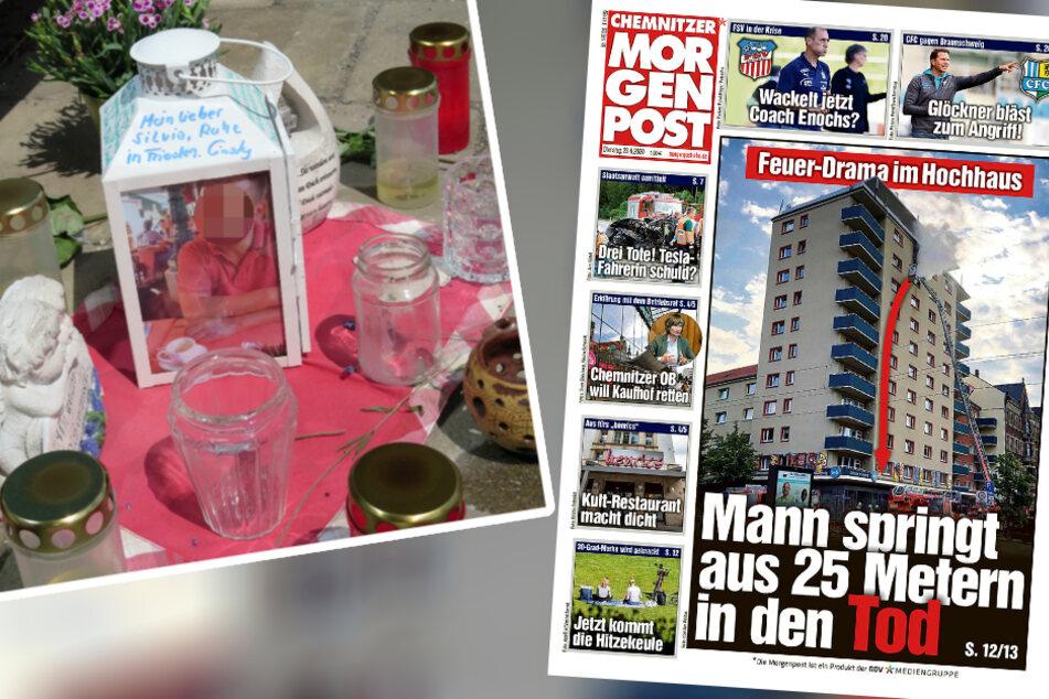 Trauriger Verdacht nach Hochhausbrand in Leipzig
