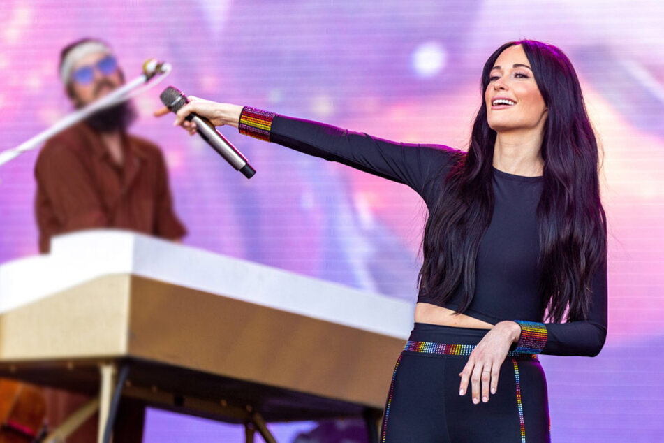 Kacey Musgraves moves on from lost love with new album Star-Crossed