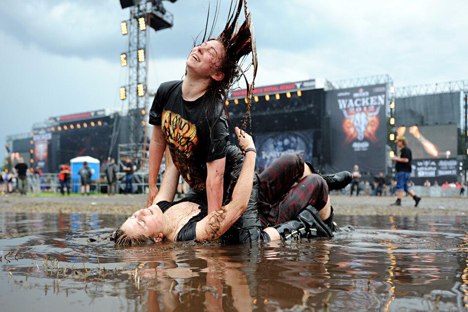 Auf Bilder wie dieses müssen Festival Besucher in diesem Jahr aber verzichten