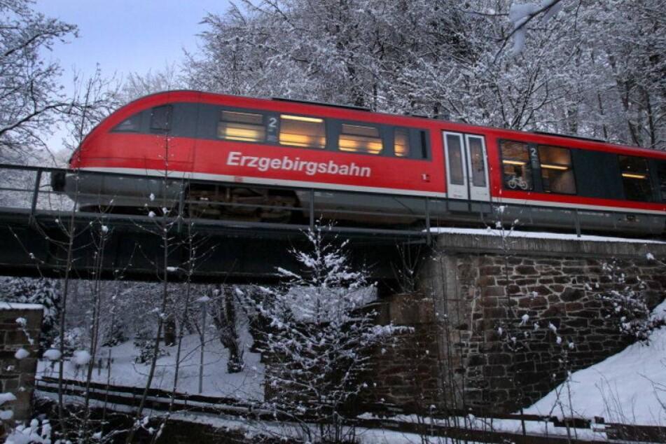 Widerstand gegen Streichpläne bei Erzgebirgsbahn!