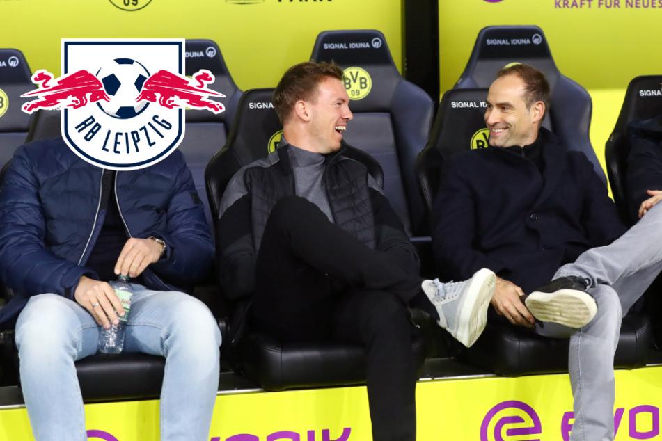 Nagelsmann zu Dortmund? RB-Leipzig-Boss Mintzlaff spricht Klartext
