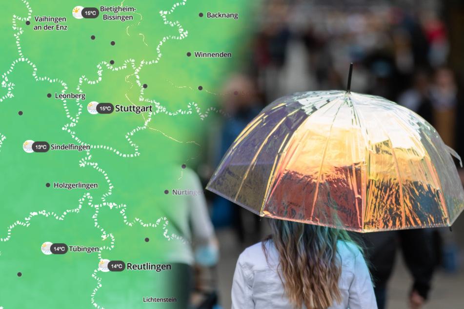 Wetter: So wechselhaft wird der Start in die neue Woche